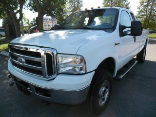 Used 2006 Ford F-250 4X4 XLT Super DUTY***
