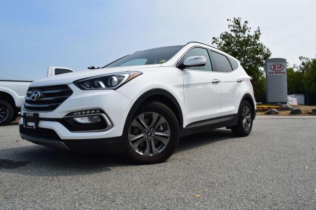 2018 Hyundai Santa Fe Premium