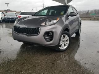 Used 2017 Kia Sportage for sale in Quesnel, BC