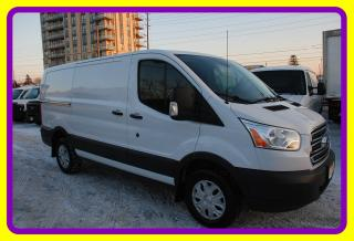 Used 2015 Ford TRANSIT-250 3/4 Ton Cargo Van Loaded, Dual fuel Gas/Propane for sale in Woodbridge, ON