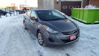 Used 2011 Hyundai Elantra GLS/AUTO/BLUETOOTH/HEATED SEATS/IMMACULATE$6999 for sale in Brampton, ON