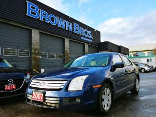 Used 2007 Ford Fusion SE, excellent condition, well equipped for sale in Surrey, BC