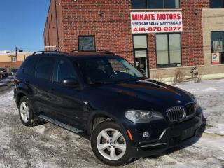 Used 2007 BMW X5 Premium, 7 Passenger Seating for sale in Etobicoke, ON