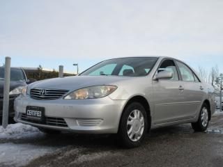 Used 2005 Toyota Camry LE V6 / LOCAL CAR/ ACCIDENT FREE for sale in Newmarket, ON