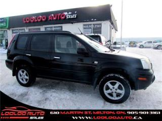 Used 2005 Nissan X-Trail XEAutomatic 2.5L AC for sale in Milton, ON