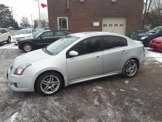 Used 2008 Nissan Sentra SE-R for sale in Guelph, ON