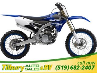 New 2018 Yamaha YZ250F - for sale in Tilbury, ON