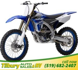 New 2018 Yamaha YZ250F for sale in Tilbury, ON