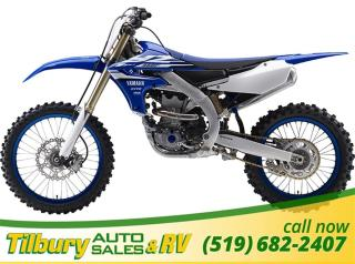 New 2018 Yamaha YZ450F - for sale in Tilbury, ON
