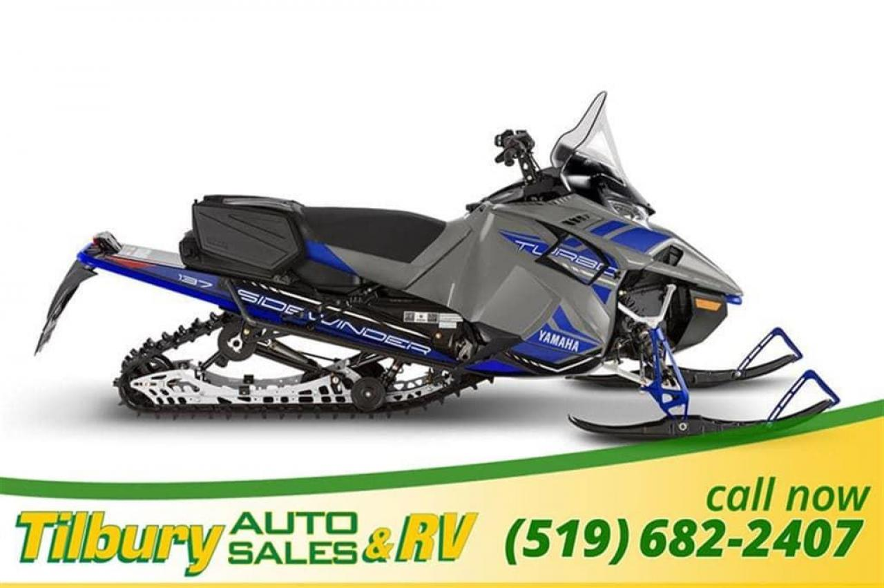 2018 Yamaha SIDEWINDER S-TX DX 137