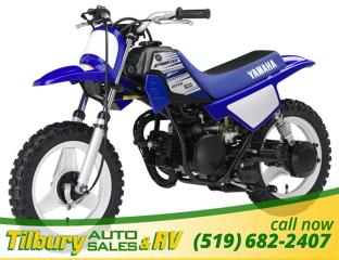 New 2018 Yamaha PW50 BLUE for sale in Tilbury, ON