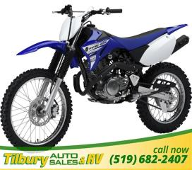 New 2016 Yamaha TT-R125L 125LE Perfect For New Riders for sale in Tilbury, ON