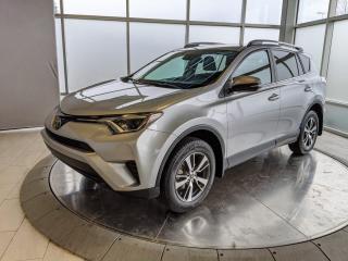 Used 2018 Toyota RAV4 LE for sale in Edmonton, AB
