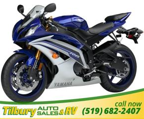New 2016 Yamaha YZF-R6 Super Sport for sale in Tilbury, ON