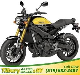 New 2016 Yamaha XSR900 - for sale in Tilbury, ON