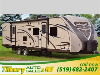 New 2016 Gulf Stream Gulf Breeze 30RBI TRAVEL-TRAILER for sale in Tilbury, ON