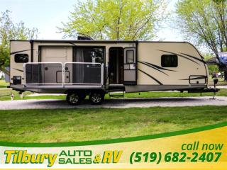 New 2015 Gulf Stream Gulf Breeze 30RKP  Champagne Edition TRAVEL-TRAILER for sale in Tilbury, ON