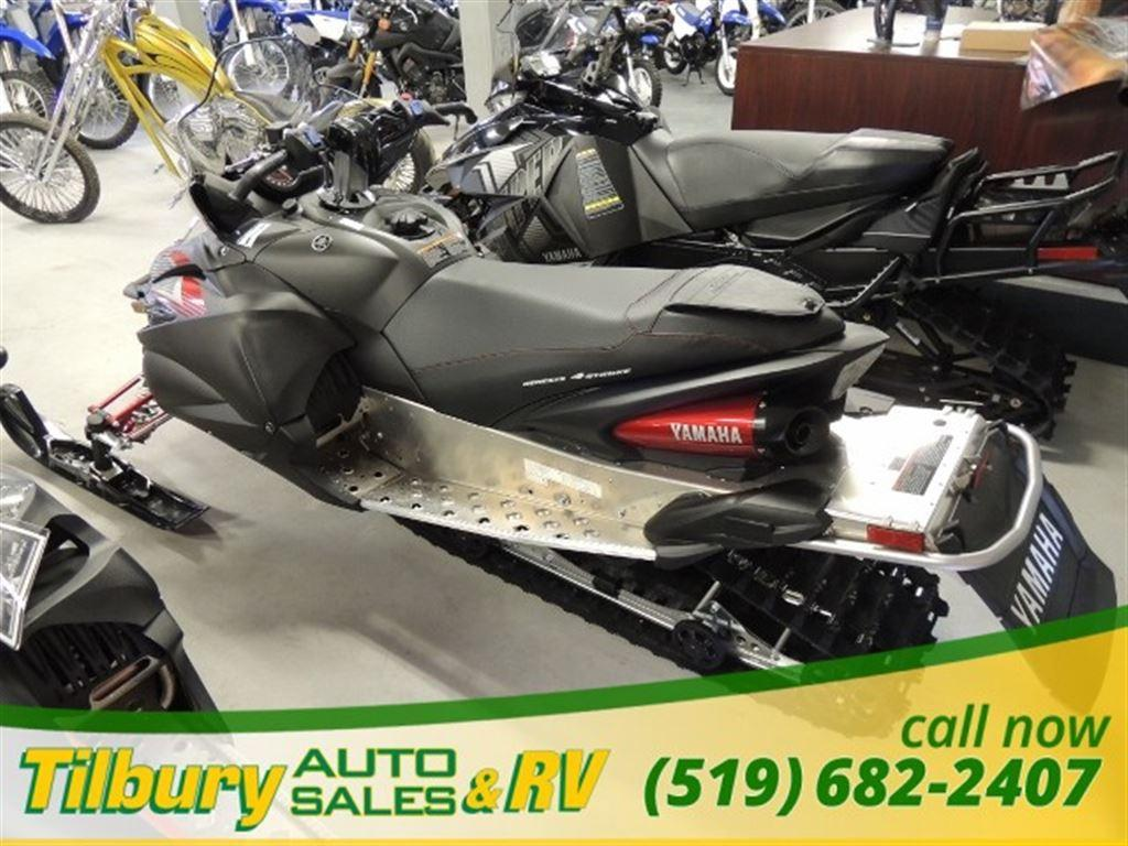 used 2015 yamaha apex xtx for sale in tilbury ontario. Black Bedroom Furniture Sets. Home Design Ideas