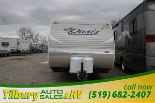 New 2016 Forest River SHASTA OASIS 26RL for sale in Tilbury, ON