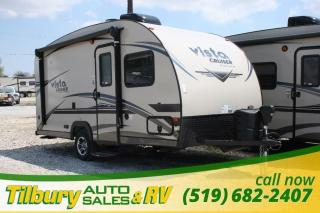 New 2017 Gulf Stream Vista Cruiser 17RWK TRAVEL-TRAILER OUTDOOR KITCHEN for sale in Tilbury, ON