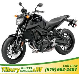 New 2016 Yamaha FJ-09 High powered roadster for sale in Tilbury, ON