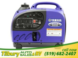 New 1900 Yamaha EF1000iS GENERATOR. 11 in stock. for sale in Tilbury, ON