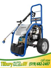 New 2018 Yamaha PW3028 Power Washer. 2 IN STOCK. for sale in Tilbury, ON