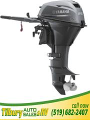 New 1000 Yamaha F20LEHA F20 OUTBOARD MOTOR for sale in Tilbury, ON