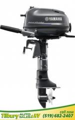 New 1000 Yamaha F4SMHA F4 OUTBOARD MOTOR for sale in Tilbury, ON