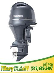 New 2018 Yamaha F150LB Extremely POWERFUL OUTBOARD for sale in Tilbury, ON