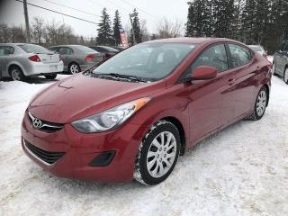 Used 2013 Hyundai Elantra GLS for sale in Gormley, ON