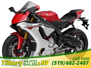 New 2015 Yamaha YZF-R1 for sale in Tilbury, ON