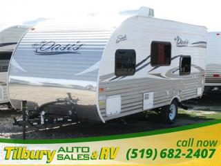 New 2017 Forest River SHASTA OASIS 18BH for sale in Tilbury, ON
