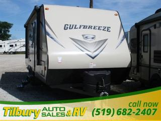New 2017 Gulf Stream Gulf Breeze 25BHS TRAVEL-TRAILER for sale in Tilbury, ON