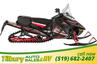 Used 2017 Yamaha SIDEWINDER S-TX DX 137 (Demo). 998 turbo 4 stroke engine. for sale in Tilbury, ON