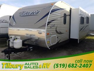New 2017 Forest River SHASTA OASIS 30 QB for sale in Tilbury, ON