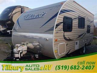 New 2017 Forest River SHASTA OASIS 18 BH TRAVEL-TRAILER for sale in Tilbury, ON