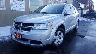 Used 2011 Dodge Journey Canada Value Pkg for sale in Tilbury, ON