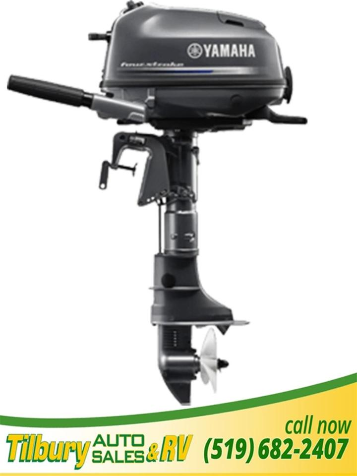 New 2018 yamaha f6smha f6 outboard motor for sale in for Outboard motor fuel consumption calculator
