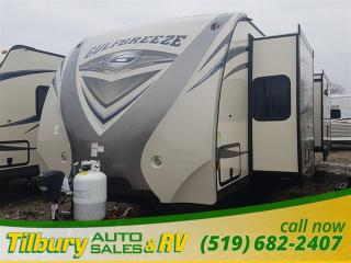 New 2017 Gulf Stream GULF BREEZE 32TSI TRAVEL-TRAILER for sale in Tilbury, ON
