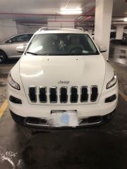 Used 2016 Jeep Cherokee jeep cherokee limited for sale in Markham, ON