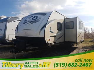 New 2017 Gulf Stream GEO 280TBS TRAVEL-TRAILER for sale in Tilbury, ON