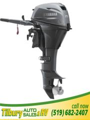 New 1000 Yamaha F15LEHA F15 OUTBOARD MOTOR for sale in Tilbury, ON