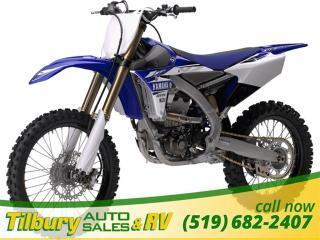 New 2017 Yamaha YZ450F - for sale in Tilbury, ON