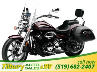 New 2017 Yamaha V-Star 950 Tourer - for sale in Tilbury, ON