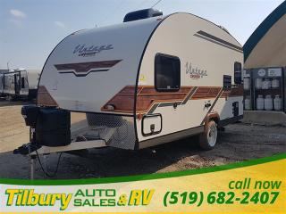 New 2018 Gulf Stream VINTAGE CRUISER 17 RWD **WEEKLY PAYMENTS AS LOW AS $47** for sale in Tilbury, ON