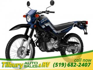 New 2017 Yamaha XT250 - for sale in Tilbury, ON