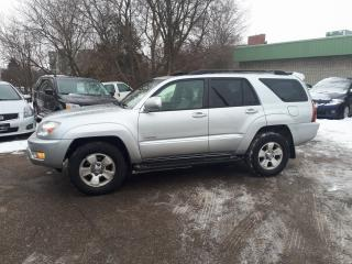 Used 2005 Toyota 4Runner Limited for sale in Guelph, ON