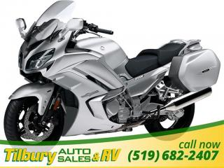 New 2017 Yamaha FJR1300ES ABS for sale in Tilbury, ON