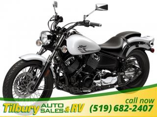 New 2017 Yamaha V-Star 650 Custom - for sale in Tilbury, ON